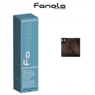 Fanola Фарба для волосся № 6.3 Dark Golden Blonde