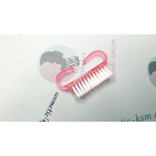 Щітка для видалення пилу для нігтів з двома ручками, міні