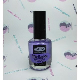 PNB Active hardener 15 мл Засіб для зміцнення ламких і нігтів, що шаруються /