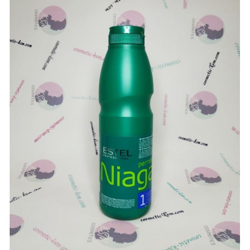 Estel Біо-перманент Niagara №1 для тих, яким важко дається волосся 500 мл N1/500