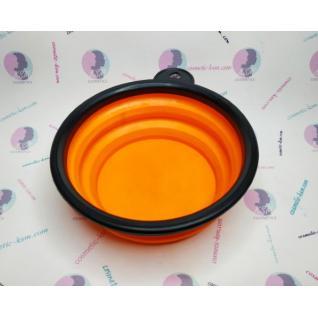 Миска для фарби, розсувна кольорова, rubber, Salon