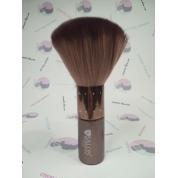 Щітка для змітання волосся зі стразами кругла SP-0090 Salon