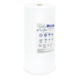 Рушники в рулоні Doily® 40х70 см (100 шт/рул) зі спанлейсу 40 г/м2 Текстура: гладка