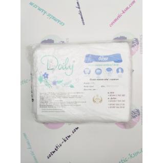 Халат кімоно mini з поясом Doily® L/XL (1 шт/пач) зі спанбонд Колір: білий/white