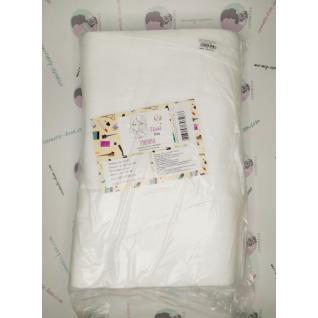 Рушники в пачці Panni Mlada™ 35х70 см (50 шт/пач) зі спанлейсу 40 г/м2 Текстура: сетка
