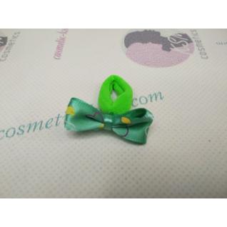 Резиночка з бантиком кольорова, в асортименті