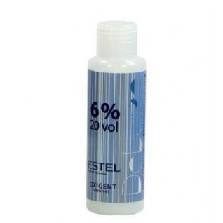 """Estel Окислювач """"DE LUXE"""" 6% 60мл"""