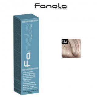 Fanola Фарба для волосся № 12.7 Superlight Blonde Plat Ext Iris