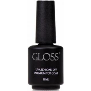 Gloss Топ Premium Top Coat 11 ml with a brush