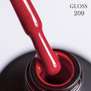 Гель лак 11 мл. №209 Gloss