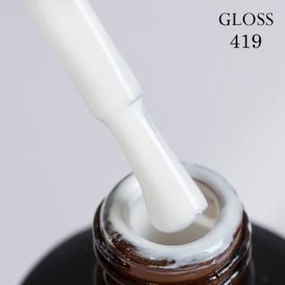 Гель лак 11 мл. №419 Gloss