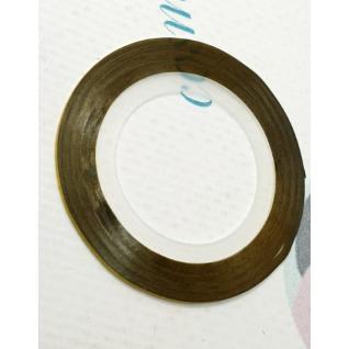 Стрічка-скотч 1мм для дизайну на нігтях