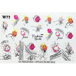 Слайдер Fashion Nails/KSM W73