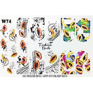 Слайдер Fashion Nails/KSM W74